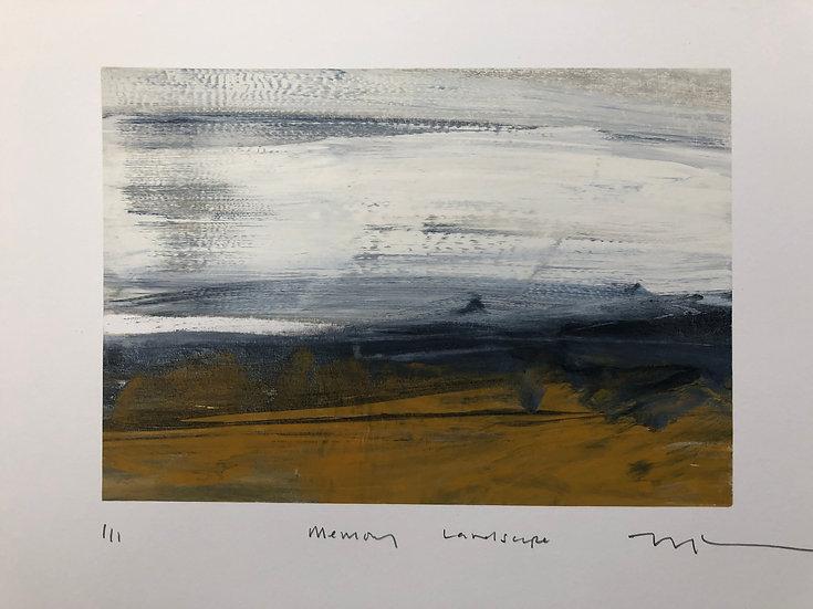 Memory Landscape V by Phil Tyler