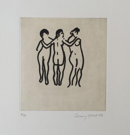 SS Portfolio G - Three Graces, 2003