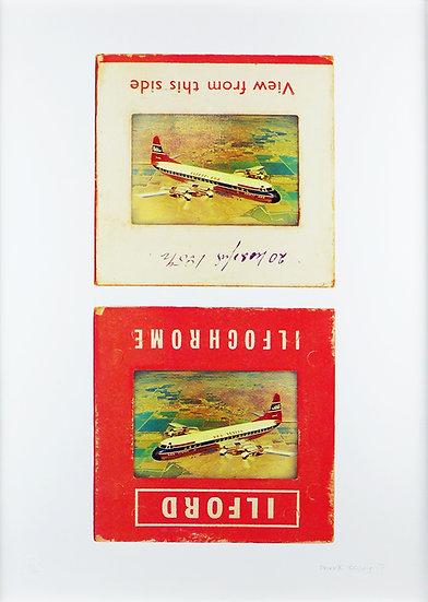 Flight I by Patrick Edgeley