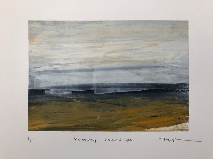 Memory Landscape IX by Phil Tyler