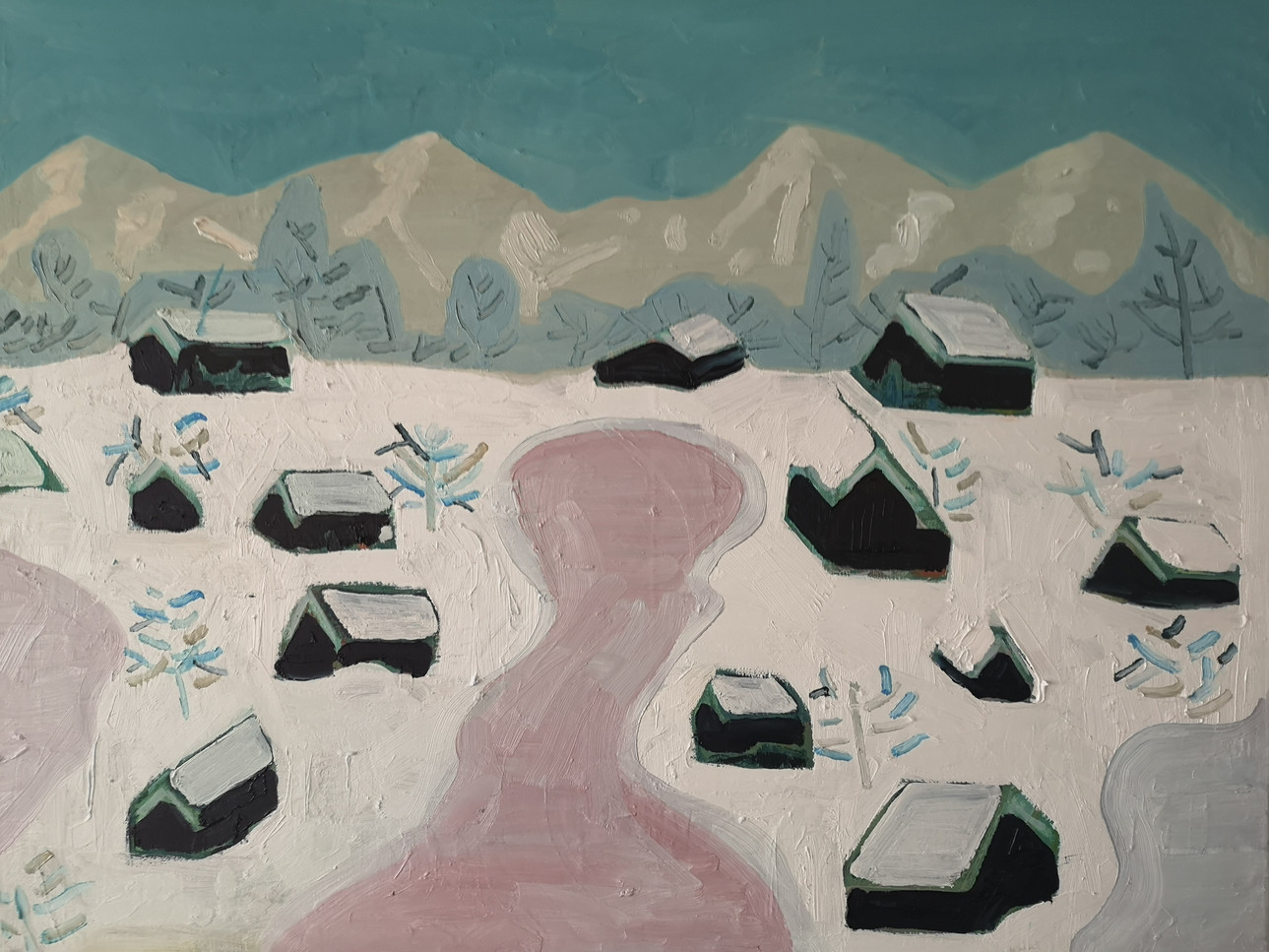 Winter Colony