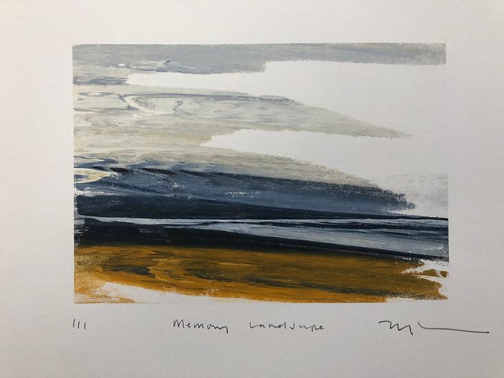 Memory Landscape II by Phil Tyler