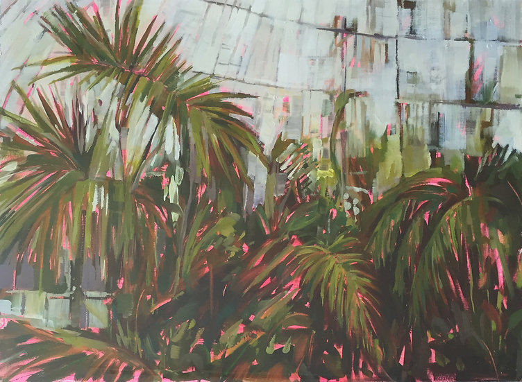Kew Gardens by Katharine Le Hardy