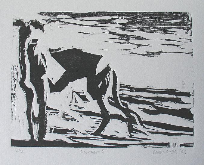 Lurcher 8 by Nick Bodimeade