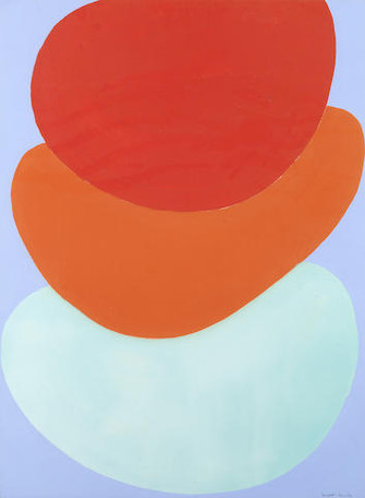 Untitled, Suspended Forms, 1970