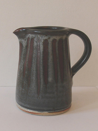 Medium Jug 2007 by John Leach