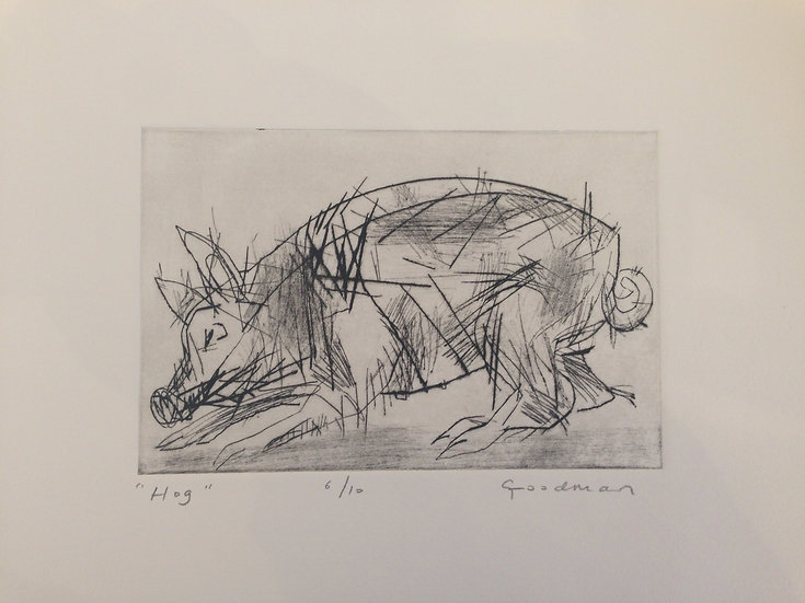 Hog by Gary Goodman