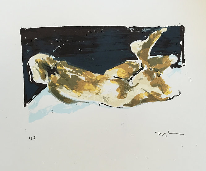 Nude Study III by Phil Tyler