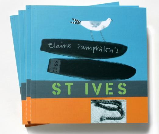 Elaine Pamphilon's St Ives