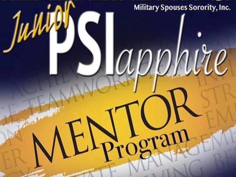 New Junior Sapphire Mentor Program!