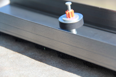 Concrete nail for power actuated nail gun