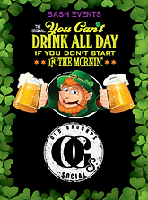 You Can't Drink All Day- St. Patrick's D
