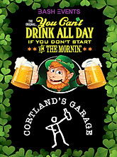St. Patrick's Day Chicago- Cortland's Ga