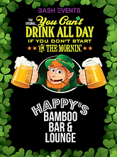 Happy's Bamboo Bar & Lounge- You Can't D