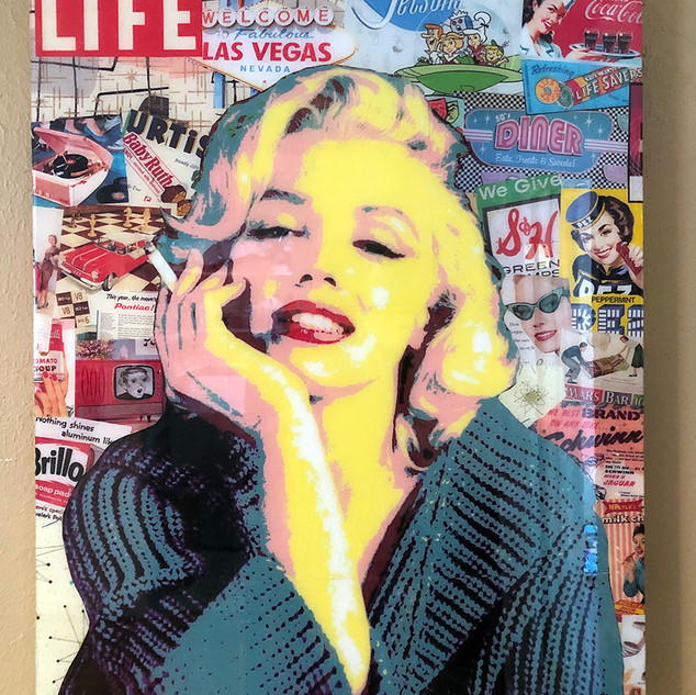 """Marilyn Monroe and the Meaning of Life"""
