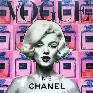Chanel No5 Vogue