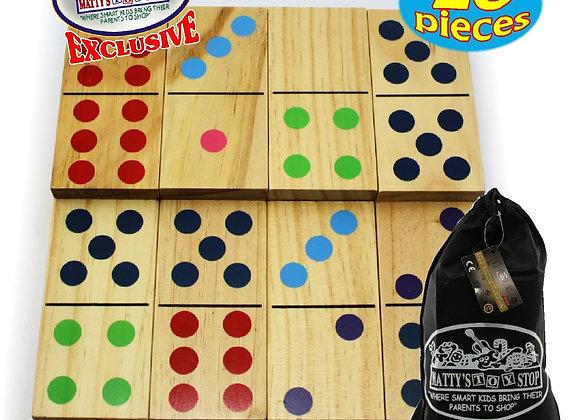 Giant Dominos Game (Rental)