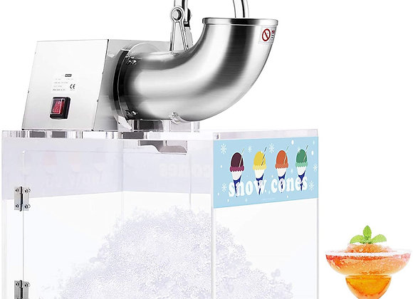 Commercial Snow Cone Machine (Rental)