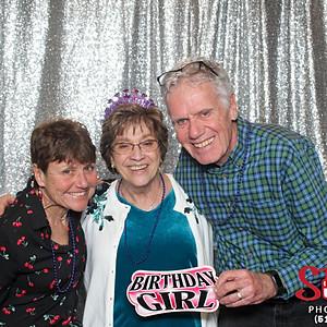 Marylin's 80th Birthday