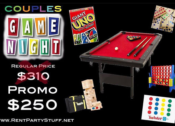 Couple Game Night Bundle