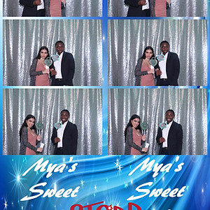 Mya's Sweet 16