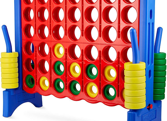 Giant Connect 4 Game (Rental)