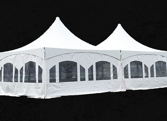 20 by 40 Tent (Stand Alone)