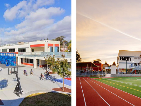 The healthy achievements of Emeryville Center of Community Life