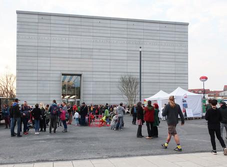 (バウハウス)ヴァイマールの新しいバウハウス美術館