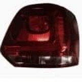 VW POLO MK 6 HATCHBACK TAIL LIGHT LEFT AUTO PARTS ONLINE SA