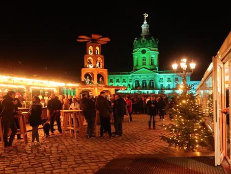 (ベルリンのクリスマスマーケット)クリスマス以降も開催されるクリスマスマーケット