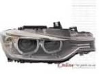 BMW F3 HEAD LIGHT WITH ELECTRAL MOTOR LEFT AUTO PARTS ONLINE SA