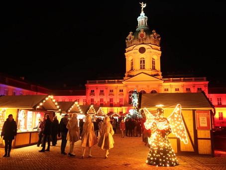 シャルロッテンブルク宮殿前のクリスマスマーケットは2020年の開催を中止に(ベルリンのクリスマスマーケット)