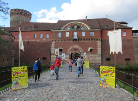 (ベルリンのクリスマスマーケット)2020年のシュパンダウのクリスマスマーケットはシュパンダウ要塞で開催に
