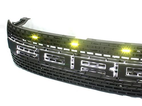 Ford Ranger LED & Backlit Logo Grille Kit AUTO PARTS ONLINE SA