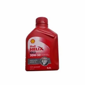 Universal Oil Shell Hx3 Oil 20w50 500ml  0 to 2020 AUTO PARTS ONLINE SA
