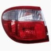 Nissan Almera Tail Light Left 2013 TO 2020 AUTO PARTS ONLINE SA
