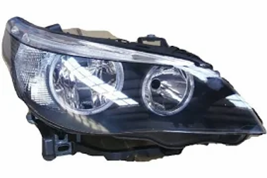 BmwE60HeadlightElectrical Right for Cars from 2003 to 2006 AUTO PARTS ONLINE SA