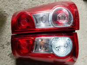 NISSAN NP200 LEFT AND RIGHT TAIL LIGHTS AUTO PARTS ONLINE SA