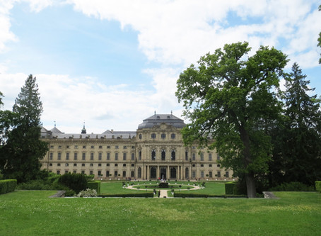 ヴュルツブルクのレジデンツ2020年6月2日より再オープン