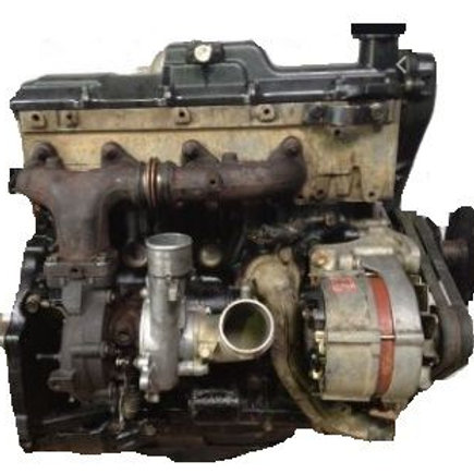 Used Spare Parts TOYOTA TURBO DIESEL ENGINE 1KZT