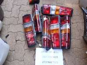 Toyota hiace left and right tail light AUTO PARTS ONLINE SA