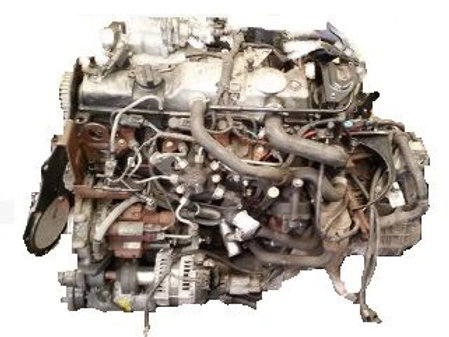 USED SPARE PARTS MAZDA FORD ENGINE TURBO DIESEL 1.8