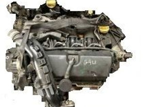 RENAULT ENGINE G9U