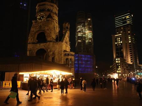 (ベルリンのクリスマスマーケット)2020年シャルロッテンブルクで開催されるオルタナティブなクリスマスマーケット