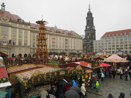 ドイツ3大クリスマスマーケットの一つドレスデンのマーケットも2020年の開催を中止に(ドイツのクリスマスマーケット)