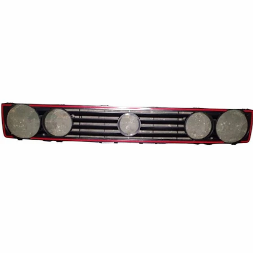GOLF 1 MAIN GRILL (WITH RED RIM) AUTO PARTS ONLINE SA