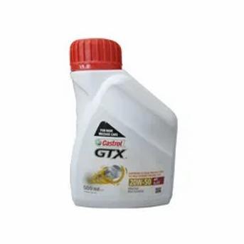 Universal Oil Castrol Oil Gtx 20w50 500ml AUTO PARTS ONLINE SA