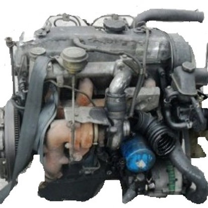 USED SPARE PARTS HYUNDIA D4BA H100 2.5 NON TURBO DIESEL ENGINE