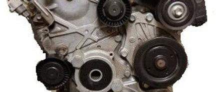 TOYOTA 1 AD 4 Turbo Diesel Engines